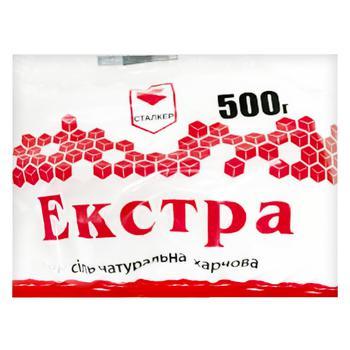 Соль Сталкер поваренная экстра 500г