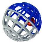 Игрушка Природа шарик-звонок 4.5см
