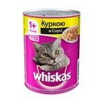 Whiskas Chicken With Sauce For Cats Food