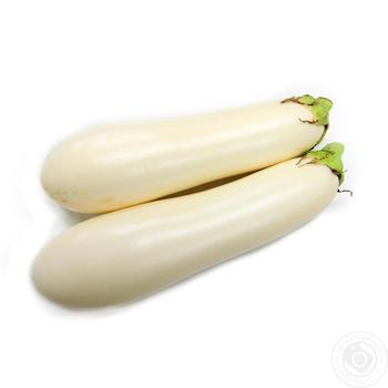Баклажан білий ваговий - купити, ціни на Ашан - фото 1