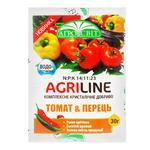 Agrosvit Agriline ine Tomato and Pepper Fertilizer 30g