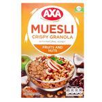 АХА Crispy Muesli with Honey, Fruits and Nuts 375g