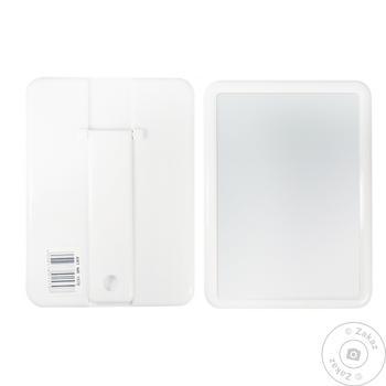 Зеркало косметическое Titania 13х18см - купить, цены на Таврия В - фото 1