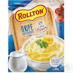 Пюре картопляне Роллтон зі смаком курки 40г