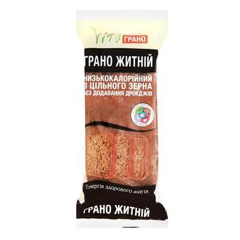 Хлеб Vitoграно цильнозарновий ржаной 440г - купить, цены на МегаМаркет - фото 1