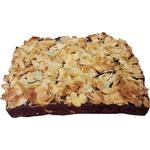 Пиріг шоколадний з яблуками, 500 гр