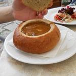 Чешский пивной суп