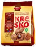 Печенье АВК Kresko шоколадный вкус 74г