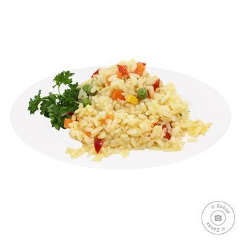 Рис з овочами - купити, ціни на Восторг - фото 1
