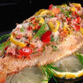 Рыба по-каталонски