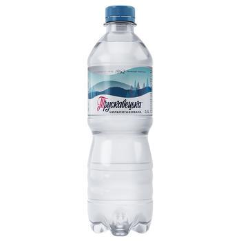 Вода Трускавецька сильногазована 0,5л