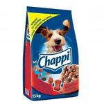 Dry dog food Chappi beef and poultry 15kg