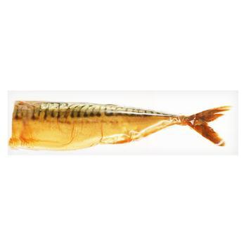 Рыба Скумбрия Українська Зірка холодного копчения без головы