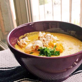 Молочний суп чупе по-аргентинськи