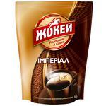Кофе Жокей Империал растворимый сублимированный 65г