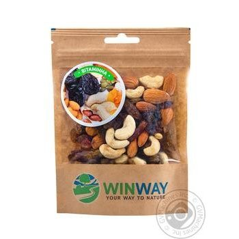 Nuts Win way nuts 100g - buy, prices for Novus - image 1
