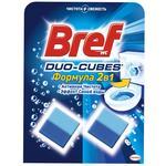 Чистящие кубики Bref для унитаза 100г