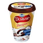 Десерт сирковий Дольче кокос-шоколад 3,4% 400г