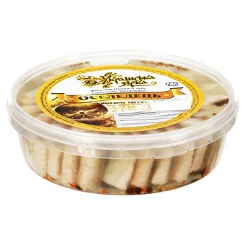 Fish herring Ukrainian star Special with vegetables preserves 500g - buy, prices for Tavria V - image 1