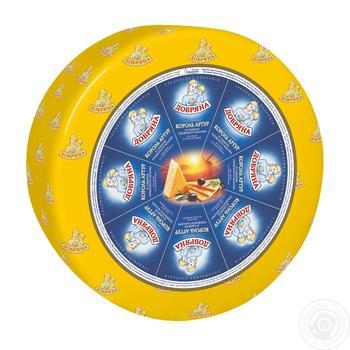 Cheese Dobriana Korol artur hard 50%