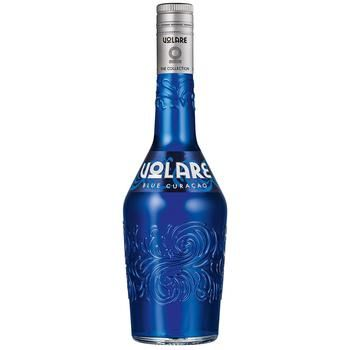 Лікер Volare Blue Curacao 22% 0,7л - купити, ціни на Ашан - фото 1