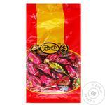 Конфеты Риконд Мультяшки ассорти карамельные жевательные 200г - купить, цены на Ашан - фото 1