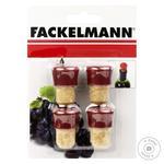 Пробка для пляшки Fackelmann 4шт