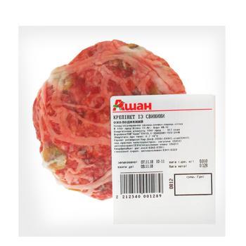Крепинет с свинины охлажденный - купить, цены на Ашан - фото 1