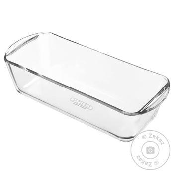 Форма для запекания Pyrex Bake&Enjoy из жаропрочного стекла прямоугольная 28X11см 1,5л - купить, цены на Ашан - фото 1