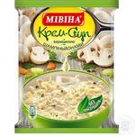 Крем-суп МИВИНА® с вермишелью и грибами 67г