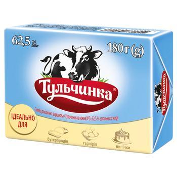 Tulchinka Vegetable-creamy Mix Tender 62.5% 180g - buy, prices for CityMarket - photo 1