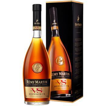 Коньяк Remy Martin V.S. Superieur 40% 0,7л в коробке