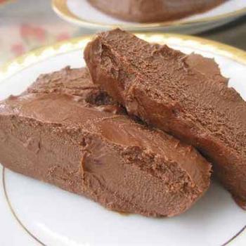 Шоколадный щербет