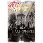 Книга Донато Карризи Девушка в лабиринте