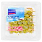 Seafood shrimp Norven with spices cleaned 250g