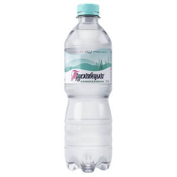 Вода Трускавецька слабогазована 0,5л