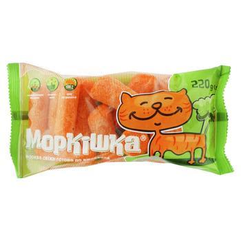 Морковные палочки Моркишка 220г