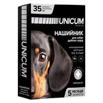 Ошейник Unicum Premium для собак антипаразитарный 35см