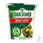 Йогурт Lactel Лактония с лактулозой и киви 3% 280г