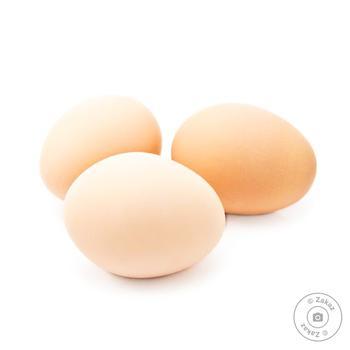 Яйце куряче С1 шт - купити, ціни на Novus - фото 1