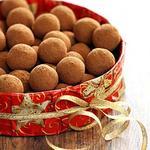 Шоколадно-кавові трюфелі