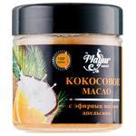 Масло кокосовое Mayur с эфирным маслом апельсина 140мл