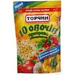 Spices Torchyn 10 vegetables vegetable 190g Ukraine