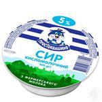 Сир кисломолочний Простоквашино 5% 305г - купити, ціни на Ашан - фото 2