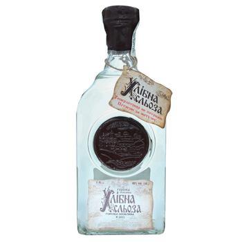 Hlibna Slioza Special vodka 40% 1l - buy, prices for Furshet - image 1