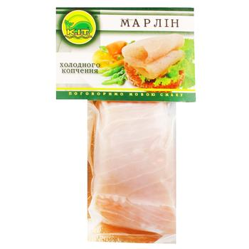 K.i.t. cold-smoked fish marlin 300g - buy, prices for Auchan - photo 1