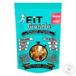 Гранола Good morning Granola Fit Малина+Аронія 125г