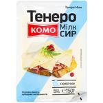 Komo Tenero Cheese Slice 50% 150g