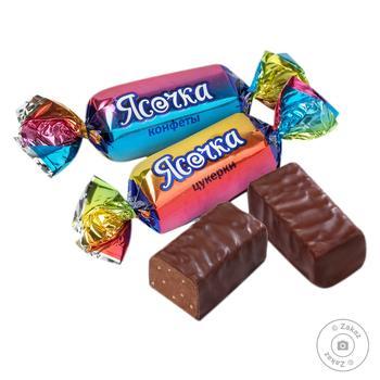 Конфеты Бисквит-Шоколад  Ясочка - купить, цены на Восторг - фото 1