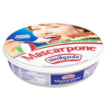 Sterilgarda Alimentari Mascarpone Cheese 35% 250g - buy, prices for Furshet - image 1